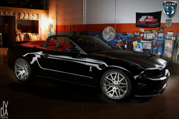 Mustang Layered